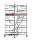 Uni Treppen Gerüst 4,50 m
