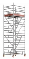 Uni Treppen Gerüst 6,50 m