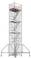 Uni Treppen Gerüst 10,50 m